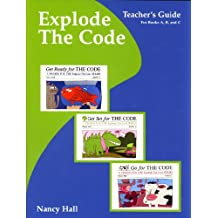 Explode The Code : Teachers Guide for Books, A,B,C