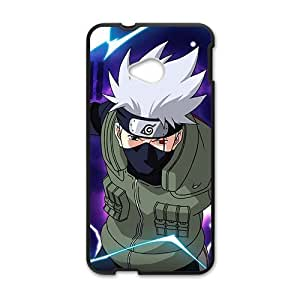Generic Japanese Anime Naruto Durable Back Case for HTC ONE M7