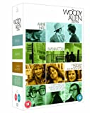 Best Of Woody Allen Boxset - Annie Hall / Manhattan / Hannah And Her Sisters / Everything You Always