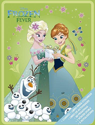 Frozen Fever. Caja metálica (Disney. Frozen) Disney