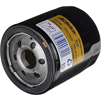 ACDelco UPF64RF Specialty Engine Oil Filter: Automotive