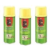 Great Stuff 11000714 Pestblock Insulating Foam Sealant, 12 oz, Can, Gray, Mild, Foam (Pack of 3)