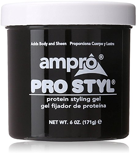 Ampro Pro Style Protein Styling Gel 6 oz (Pack of 8)