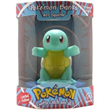 Pokemon Squirtle Coin Bank
