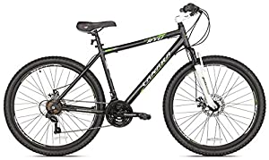 Takara Ryu Front Suspension Disc Brake Mountain Bike, 27.5-Inch