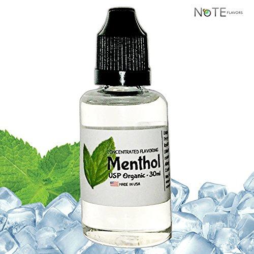 Liquid Menthol Crystals - 10-120mL - USP Grade Menthol Flavor Concentrate [30mL]