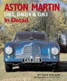 Aston Martin DB2, DB2/4 & DB3 In Detail: 1950-59