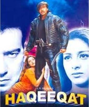 Amazon com: Haqeeqat (1995) (Hindi Action Film / Bollywood Movie