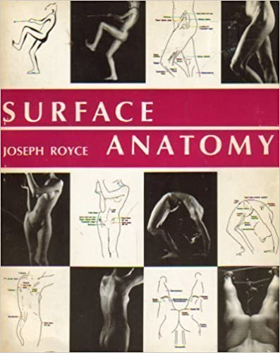 Surface Anatomy 9780803676411 Medicine Health Science Books