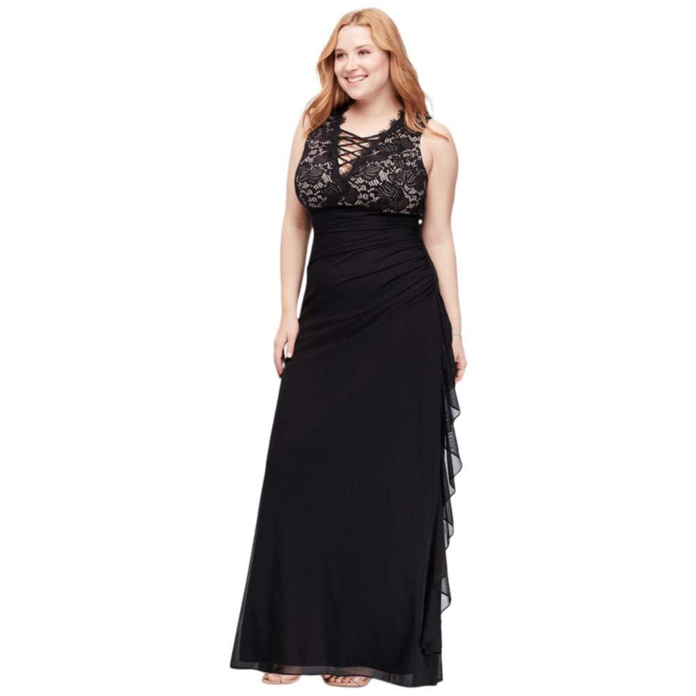 ea5b6c0ae9e Maxi Dress Davids Bridal Plus Size Prom Dresses - Gomes Weine AG