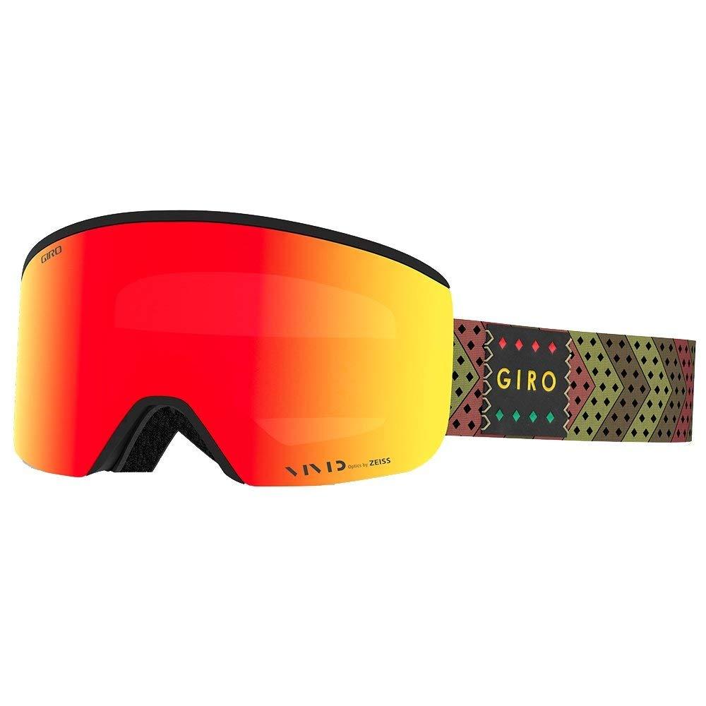 Giro Axis スノーボード用ゴーグル B074TCJJG2 Highlight Yellow Sport Tech|ビビッド オニキス/ビビッド赤外線(Vivid Onyx/Vivid Infrared) Highlight Yellow Sport Tech