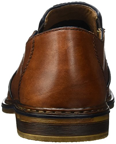 Marron Mocassins Amaretto 40 B1765 Rieker Homme EU Royal Marron Navy Cv57xwq