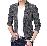 VITryst-Men Vogue Blazer US m=China L Grey