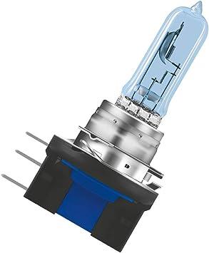 Osram Cool Blue Intense H15 Halogen Scheinwerferlampe 64176cbi Hcb 12v Pkw Duobox 2 Stück Auto
