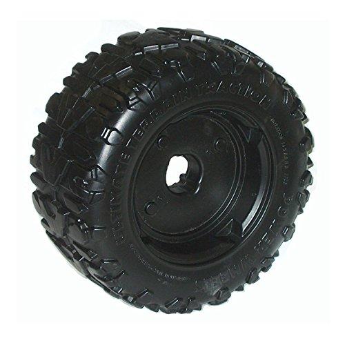Power Wheels K8285-2239 Wheel F-150 Left (Power Wheels Ford F 150 Svt Raptor)