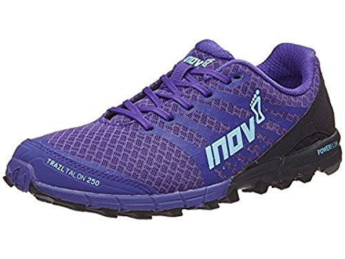 Inov8 Damestrailtalon 250 Hardloopschoenen Trail & Workout Vizier Bundel Paars / Blauw / Zwart