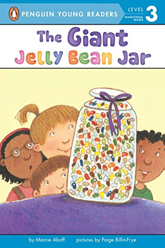 The Giant Jellybean Jar (Penguin Young Readers, Level 3) Paperback – January 19, 2004