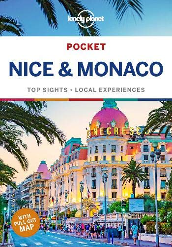 Lonely Planet Pocket Nice & Monaco (Travel Guide)...