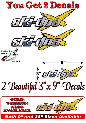 The 8 best decals for skis