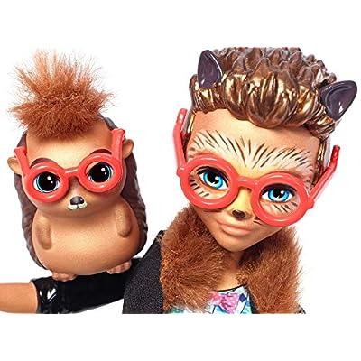 Enchantimals Hixby Hedgehog Doll: Toys & Games