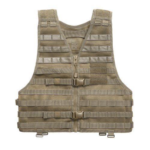 5.11 Tactical Lobe Vest, Sandstone, 4X-Large by 5.11
