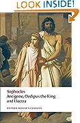 #8: Antigone, Oedipus the King, Electra (Oxford World's Classics)
