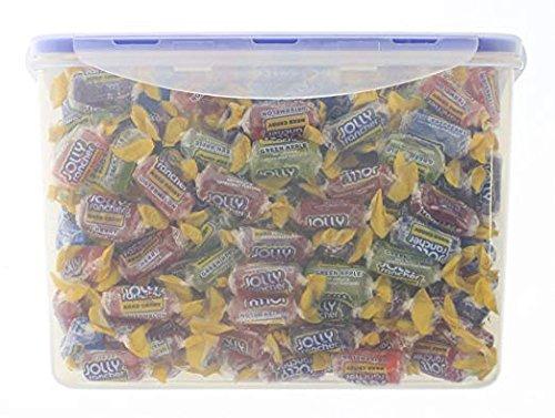 Jolly Rancher Hard Candy 6 Pound Bulk Assortment in an airti