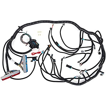 Amazon Com Mophorn Standalone Swap Wiring Harness For 03 07 Chevy