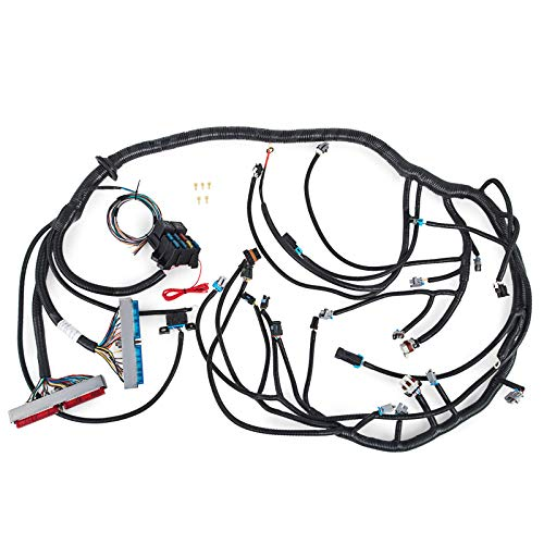Harness Parts Wiring - Mophorn Standalone Wiring Harness (for Wire Harness 1999-2003 LS1/LSX Standalone W/ T56)
