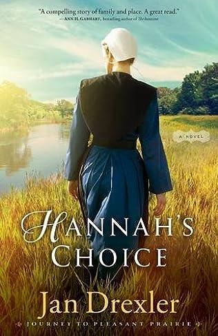 book cover of Hannah\'s Choice