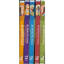 Ultimate Yoga Makeover, 5 Volume Set
