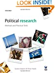 Political Research: Methods and Pract...