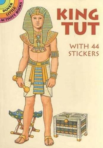 King Tut: With 44 Stickers (Dover Little Activity Books Paper Dolls)