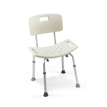 Amazon.com: NRS Healthcare Economy Shower Chair L97792 (Eligible for ...