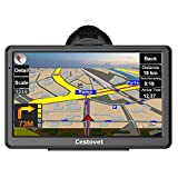GPS Navigation for Car, 7 Inch HD Touch Screen GPS Navigation System Voice Broadcast Navigation, Free North America Map Updata Contains USA, Canada, Mexico map: more info