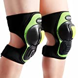 WOSAWE Bicycle Kneepad Ski Kneepad Off-road Protector Extreme Sports Protector