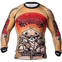 Tatami Fightwear Samurai Panda - Camiseta de Tirantes
