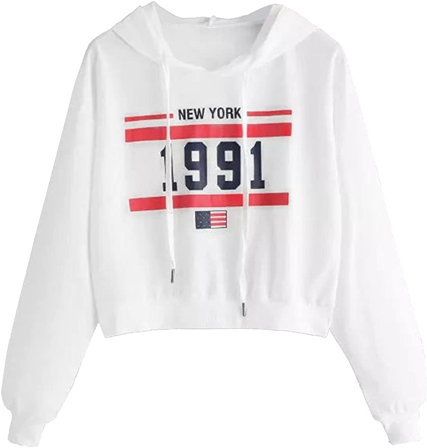 SZT Womens Letter Print Tunic Tops Sweatshirts Clearance Teen Girls Round Neck Pullover Jumper Tops Blouse Sweater Jacket
