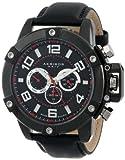 Best Akribos XXIV Popular Watches - Akribos XXIV Men's AK605BK Conqueror Multi-Function Stainless Steel Review