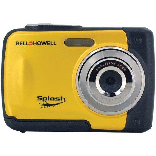 BELL+HOWELL WP10-Y 12.0-Megapixel WP10 Splash Waterproof Dig