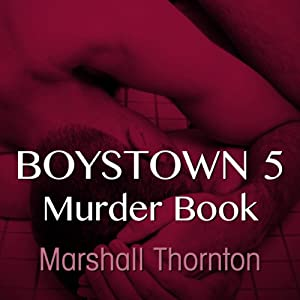 Murder Book Audiobook