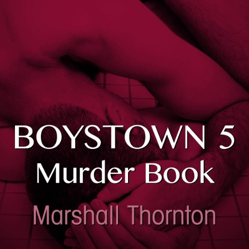 Murder Book: Boystown, Book 5