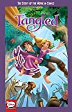 Disney Tangled: The Story of the Movie in Comics