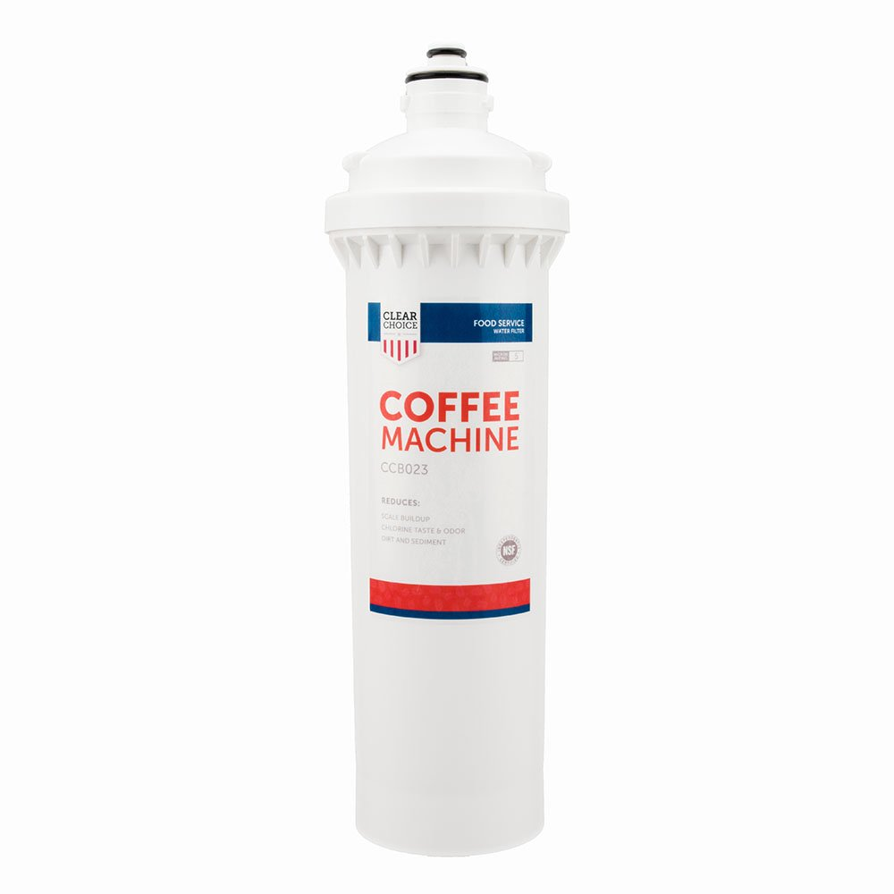 Clear Choice Coffee, Tea Filtration System Replacement Cartridge for Everpure 2CB5-S EV9272-00 EV9275-60 EV9613-21 EV9617-22 EV9691-16 Also Compatible with CUNO CFS9720-S, Nu Calgon 9617-22, 1-Pack