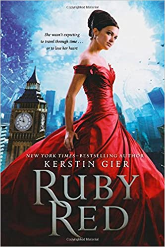 Image result for ruby red trilogy