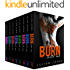 Burn Into Me - The Complete Box Set: New Adult Sports Romance