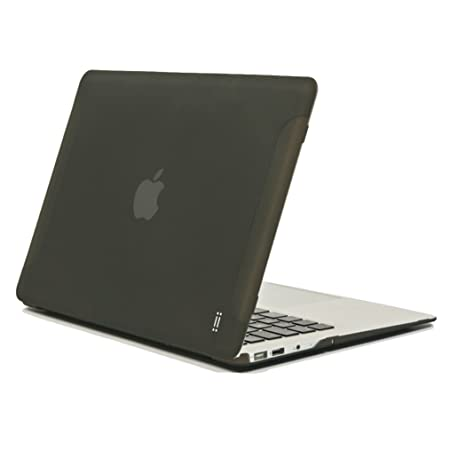 "Aiino Hard Shell AIMBA13M-BLK Funda rígida para portátil Apple MacBook Air 13 ""antideslizante"