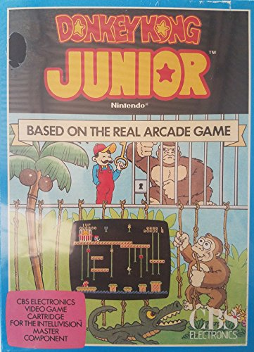 Donkey Kong Junior - Intellivision
