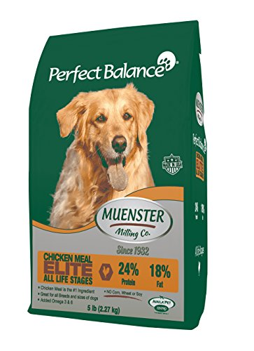 Muenster Milling Co Perfect Balance Elite – All Life Stages Dog Food 30lb Review