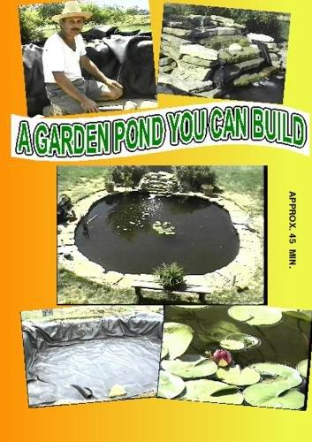 A Garden Pond You Can Build